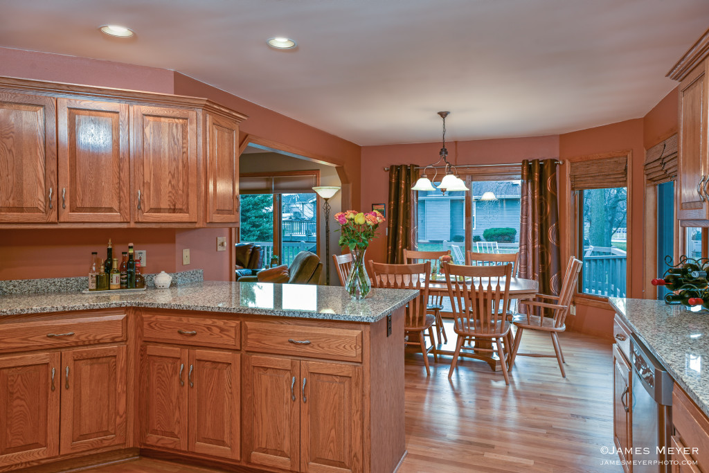 Real Estate photography in West Bend WI for Larry Loomans First Weber REALTOR