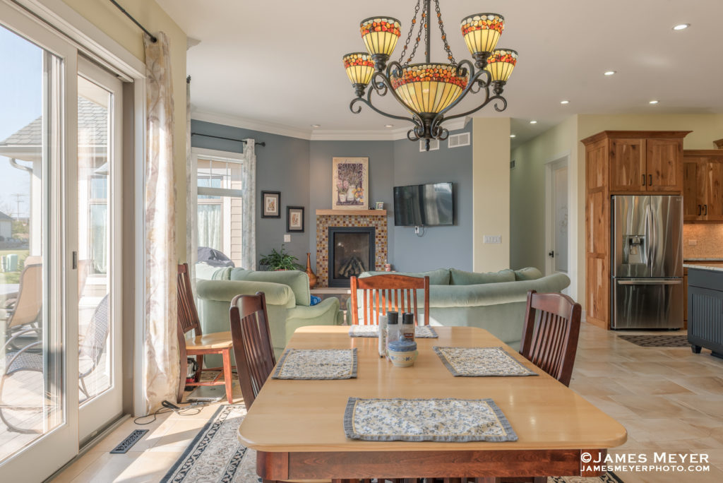 Real estate photography in Mequon WI for Realtor Troy Bretly