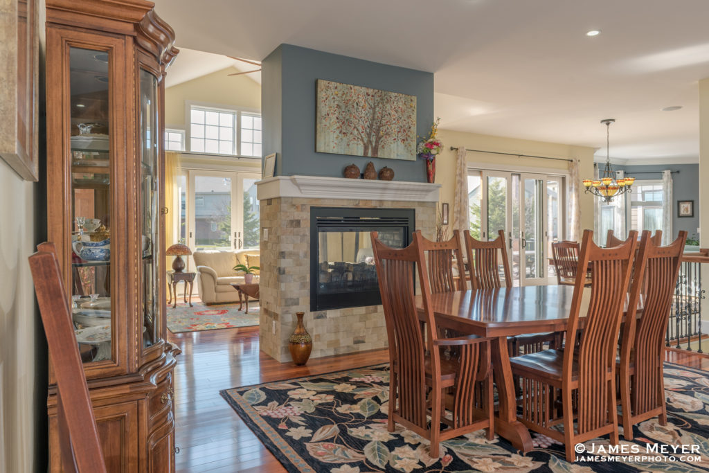Real Estate photography in Mequon Wisconsin for Realtor Troy Bretl