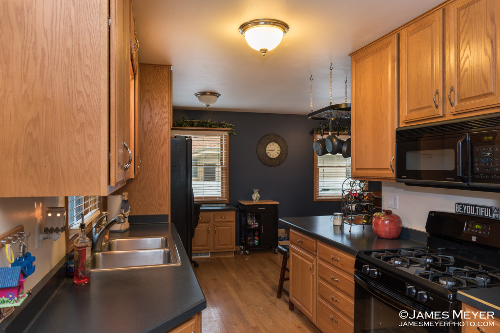Features and details real estate photography in Menomonee Falls WI