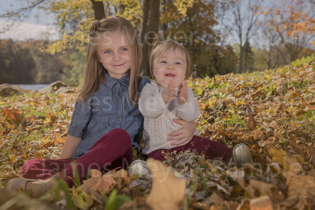Milwaukee area family portraits by James Meyer Photography