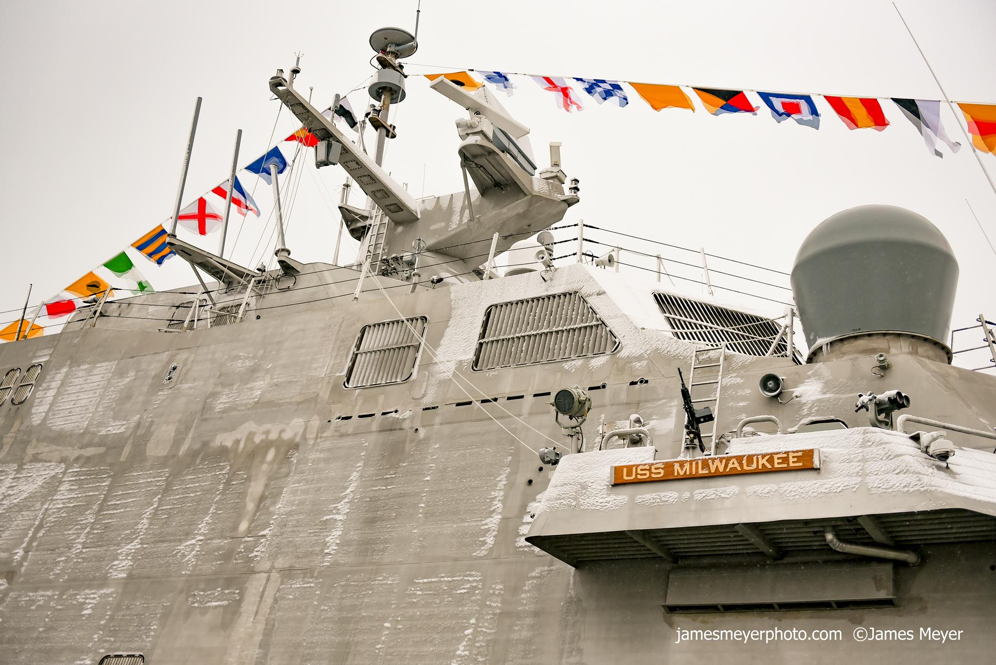 USS Milwaukee V