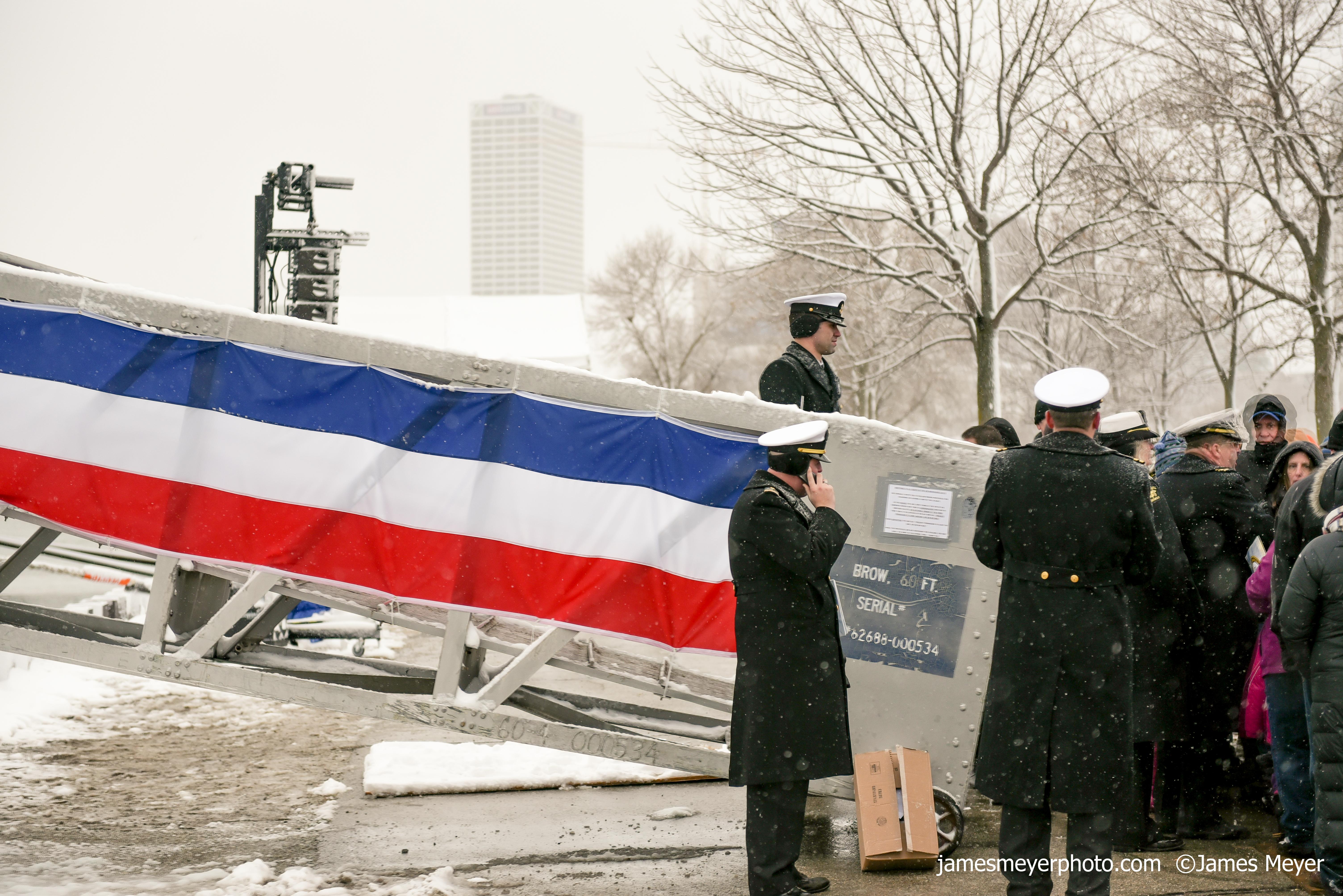 USS Milwaukee Commissioning V
