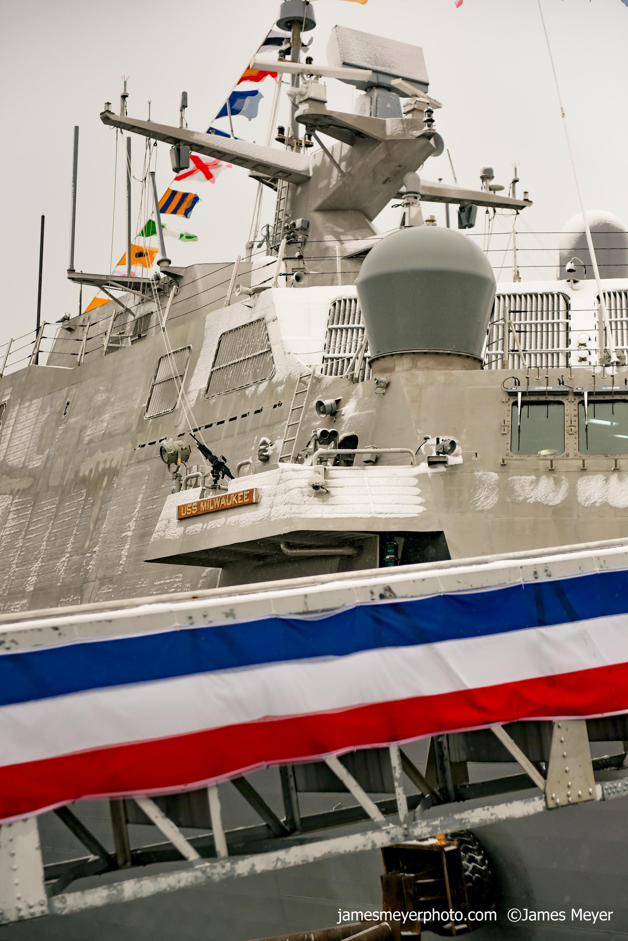 USS Milwaukee III