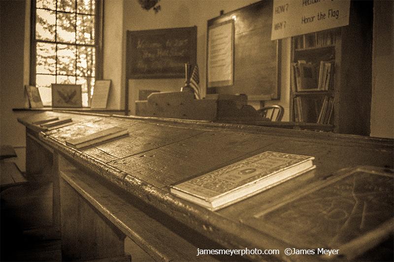 Stony Hill School Desk II