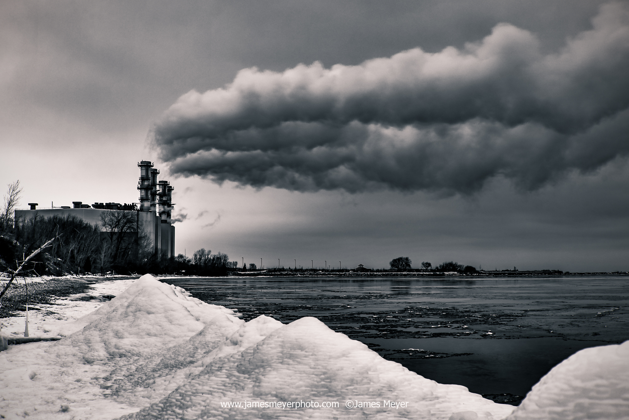 Power Plant in Wisconsin