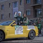 Port Washington homecoming parade 2016